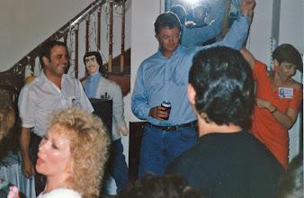 Photo: Suzy (Wright) Thomas, Terry Dietz, Dickie Kendrick, Carolyn (McGill) Hoelscher