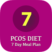 PCOS Diet 7 Day Plan