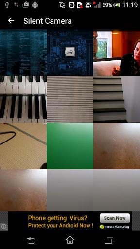 無料摄影Appの無音カメラ|記事Game