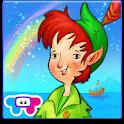Peter Pan Kids Storybook icon