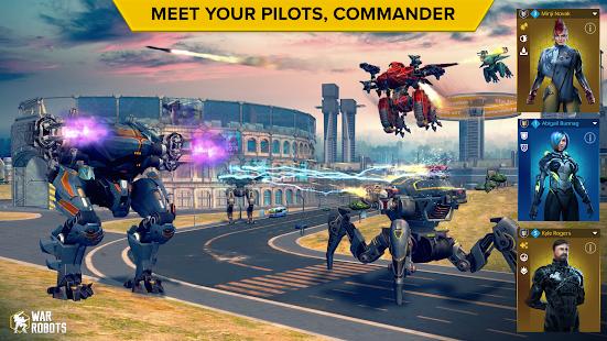 Robots de guerre