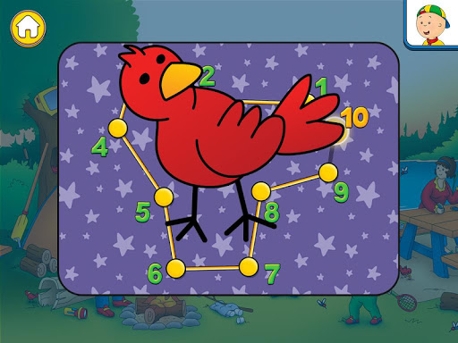 Caillou Search & Count 1.2 screenshots 2