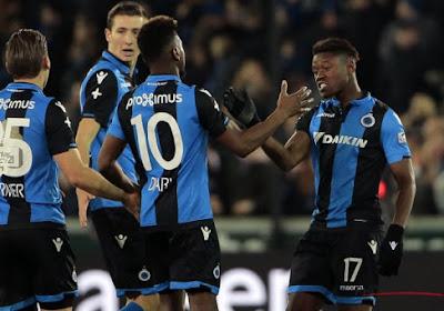 Bruges accepte de décaler la rencontre contre le Standard et adresse un premier message contre le racisme !
