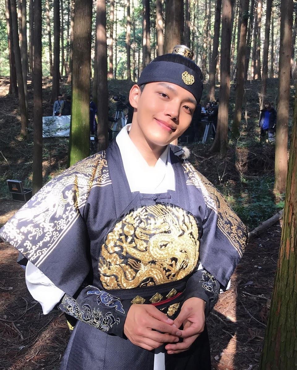 kpop idol hanbok chuseok 7
