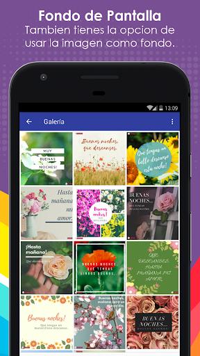 Muy Buenas Noches con Flores 1.0 screenshots 5