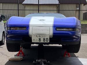 コルベット CY15B 96年LT-4エンジン  グランスポーツのカスタム事例画像 tmmatsuさんの2021年05月08日22:28の投稿