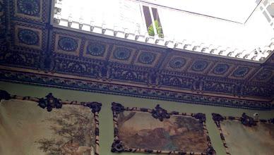 Photo: Aguilas casino ceiling