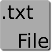 Text file editor - txtFile