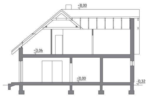 Optymalny - M133 - Przekrój