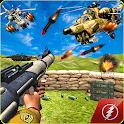 Gunship Strike Battle Helicopter 3D icon