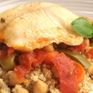 Spanish Fish Fillet Recipes