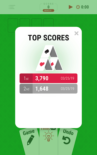 Solitaire Infinite - Classic Solitaire Card Game! apkmr screenshots 10