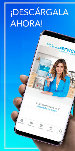 Aquaservice screenshot 1