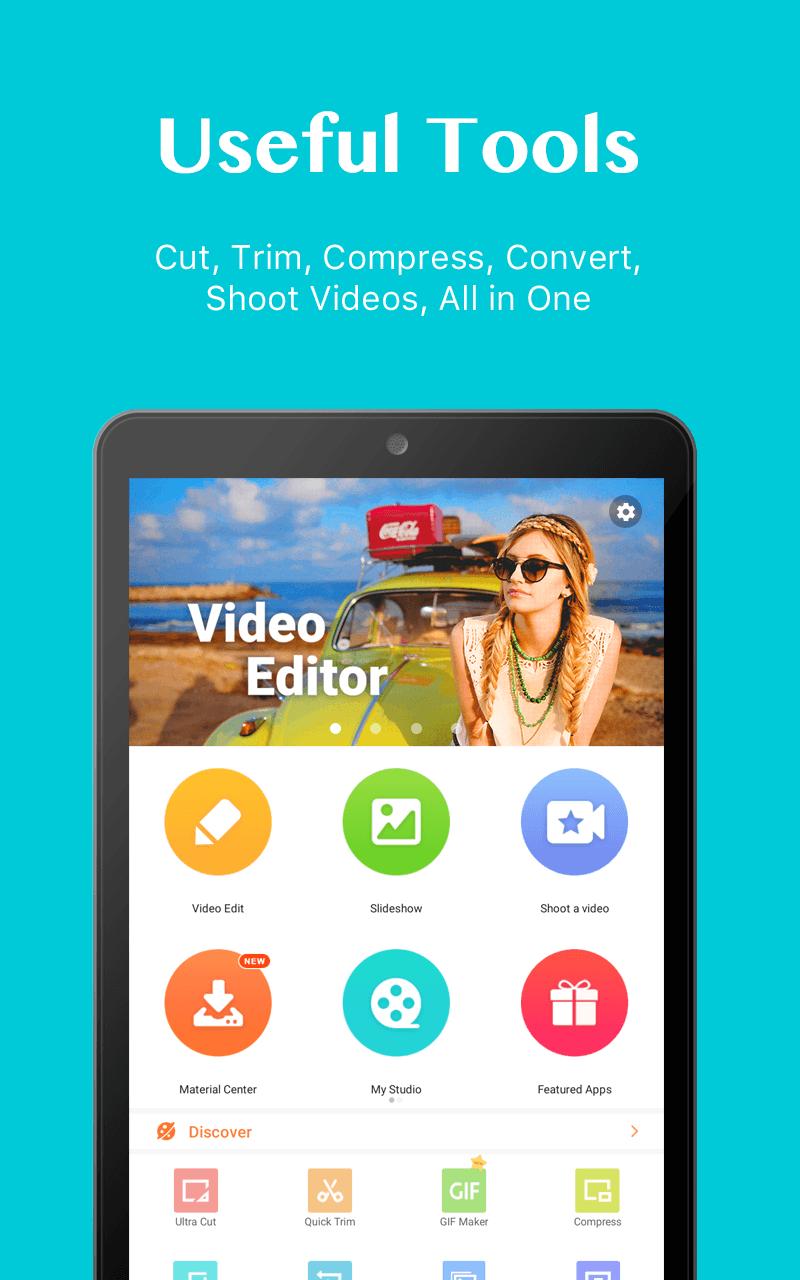 VideoShow-Video Editor, Video Maker, Beauty Camera Screenshot 19