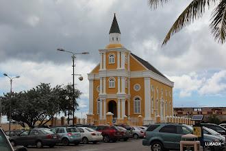 Photo: Iglesia en Willemstad, Curazao