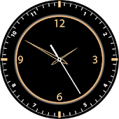 Watch Face Black