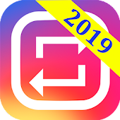 Repost for Instagram 2019 - Insta Save Video Photo icon