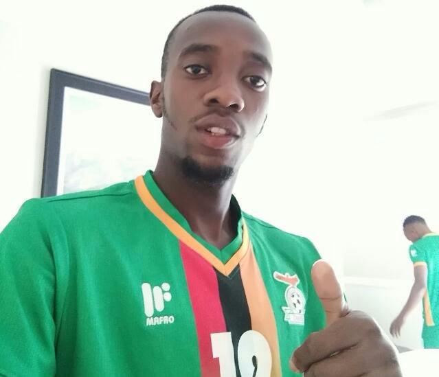 Orlando Pirates sign Zambia international striker