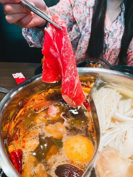 鼎豐鴛鴦麻辣火鍋 - 百樣精緻食材吃到飽 ! 公館美食介紹