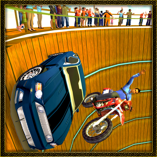 Well of Death Car Bike Rider file APK for Gaming PC/PS3/PS4 Smart TV