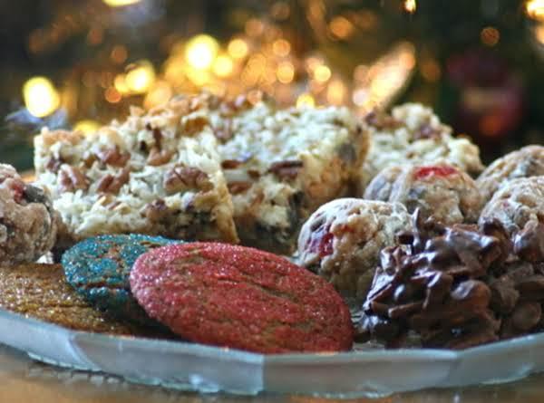 Santa's Favorite Ginger Crinkles Recipe