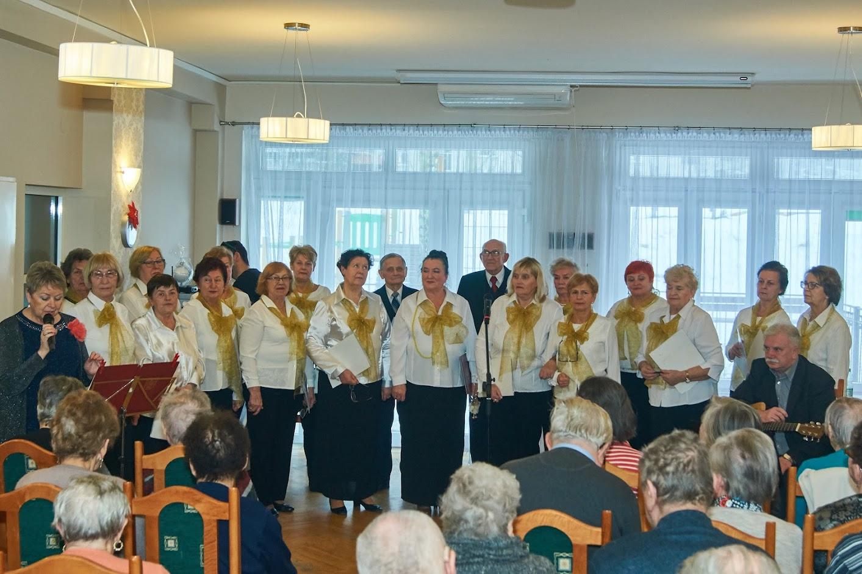 """Kolędy i pastorałki w Domu """"Senior-Wigor"""""""