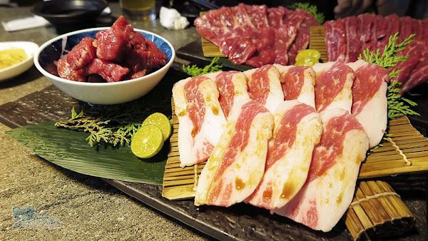 台中公益路燒肉一級戰區人氣店!!! 森森燒肉公益店價位合理飽足感夠海鮮類還可選要烤或要炸!?!?