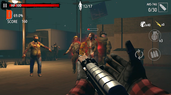 Zombie Hunter D-Day Mod Apk Download For Android and Iphone 6