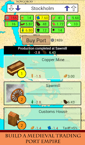 Mercantilism - Seaport Sim