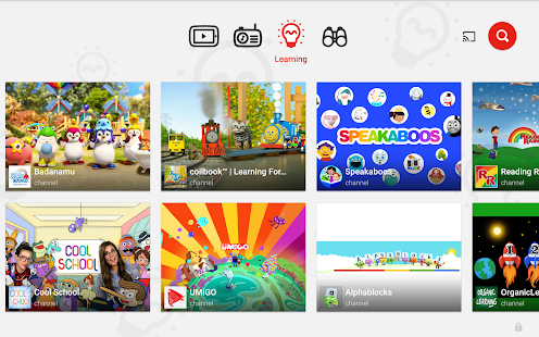 YouTube Kids Screenshot 12