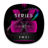 X2S Mantra Pinky EMUI 5 Theme (Black) Android APK Download Free By Absoft Studio