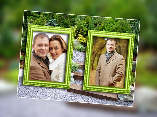 Garden Photo Frames – Dual