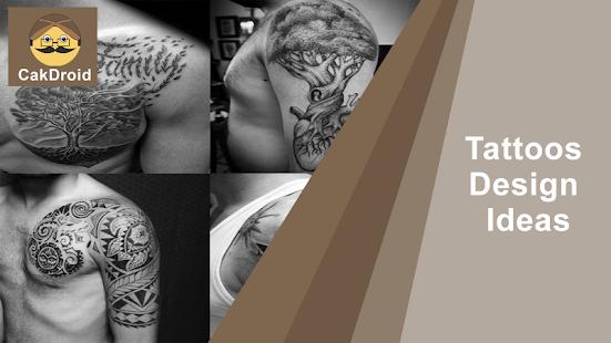 Myšlenka tetování - náhled