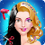 Girls Makeover Hair Salon Game