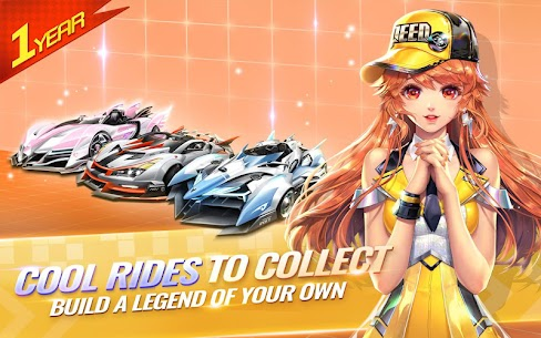 Garena Speed Drifters App Download For Android and iPhone 6