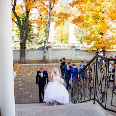 Wedding photographer Larisa Golinska (gull). Photo of 27.10.2017