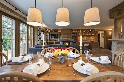 A Luxurious and Stylish Chalet in the Center of Verbier