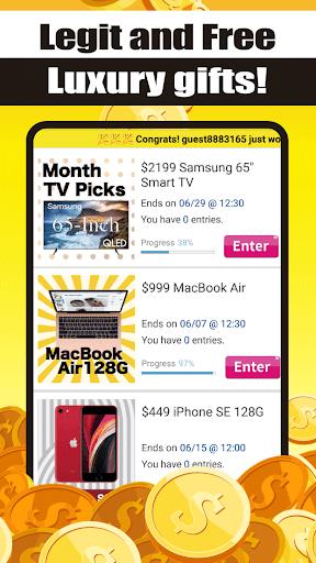 Gift Basketball - Play Basketball, Win Free Gifts screenshot 4