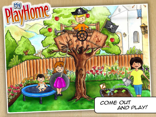My PlayHome : Play Home Doll House - screenshot
