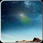 meteors sky Icon