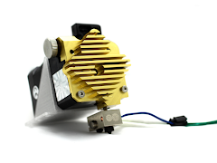 CLEARANCE - E3D Titan Aero Gold Hotend and Extruder Kit - 3.00mm (12v)