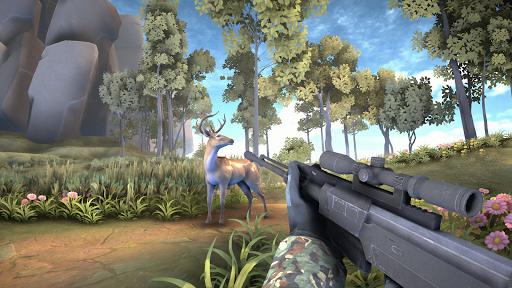 Télécharger gratuit jeux chasse cerf sauvage 2020! nouveau chasseur 3d APK MOD 1
