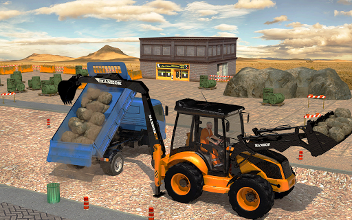 Excavator Simulator - Construction Road Builder 1.0.1 screenshots 11