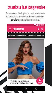 ZUBİZU – Markalarda Avantajlar Ekran Görüntüsü