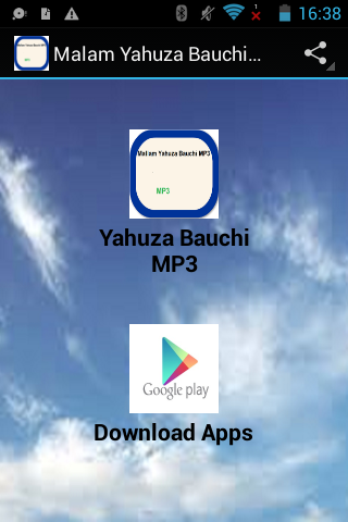 Malam Yahuza Bauchi MP3 screenshot