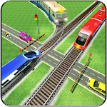 Train Racing & Driver Simulator 2017 : City trains Icon