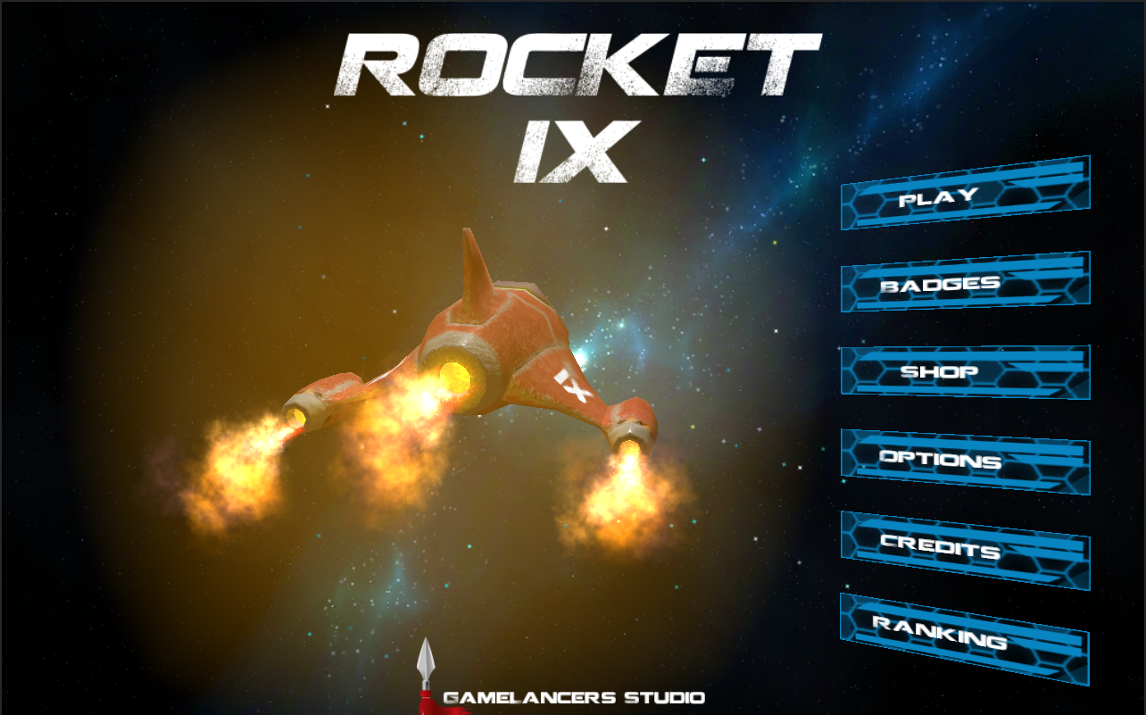 Rocket IX- screenshot