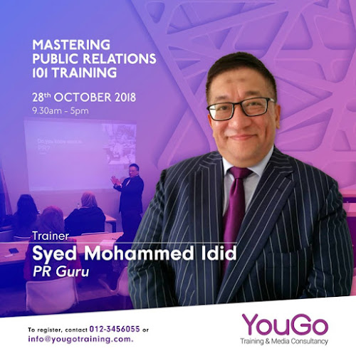 Public Relations 101 Syed Mohammed Idid