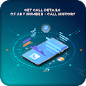 Get Call Details of Any Number - Call History icon