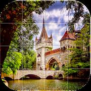 Castles Tile Puzzle
